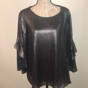 NWT Fashionable Blouse. Size L